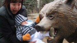 حمله حیوانات به انسان ها